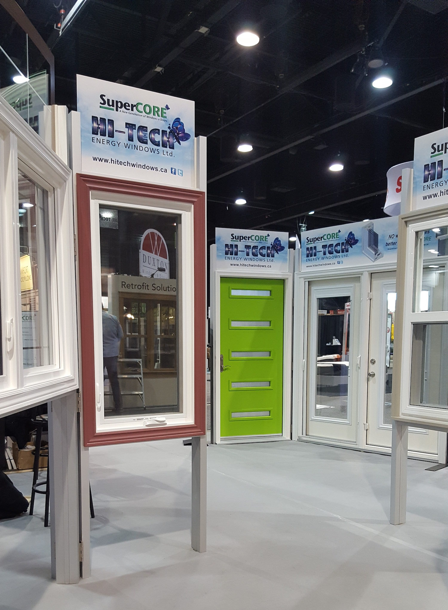Windows and Doors at The Home and Garden Show Winnipeg - Hi-Tech ...